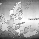 Mapa Evropa