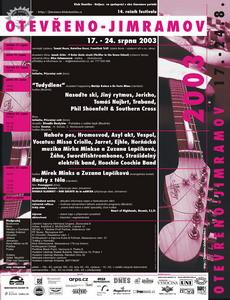 Plakát 2003